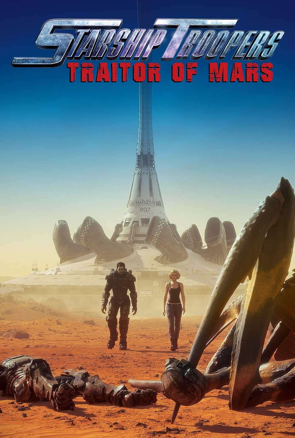 télécharger Starship Troopers: Traitor Of Mars