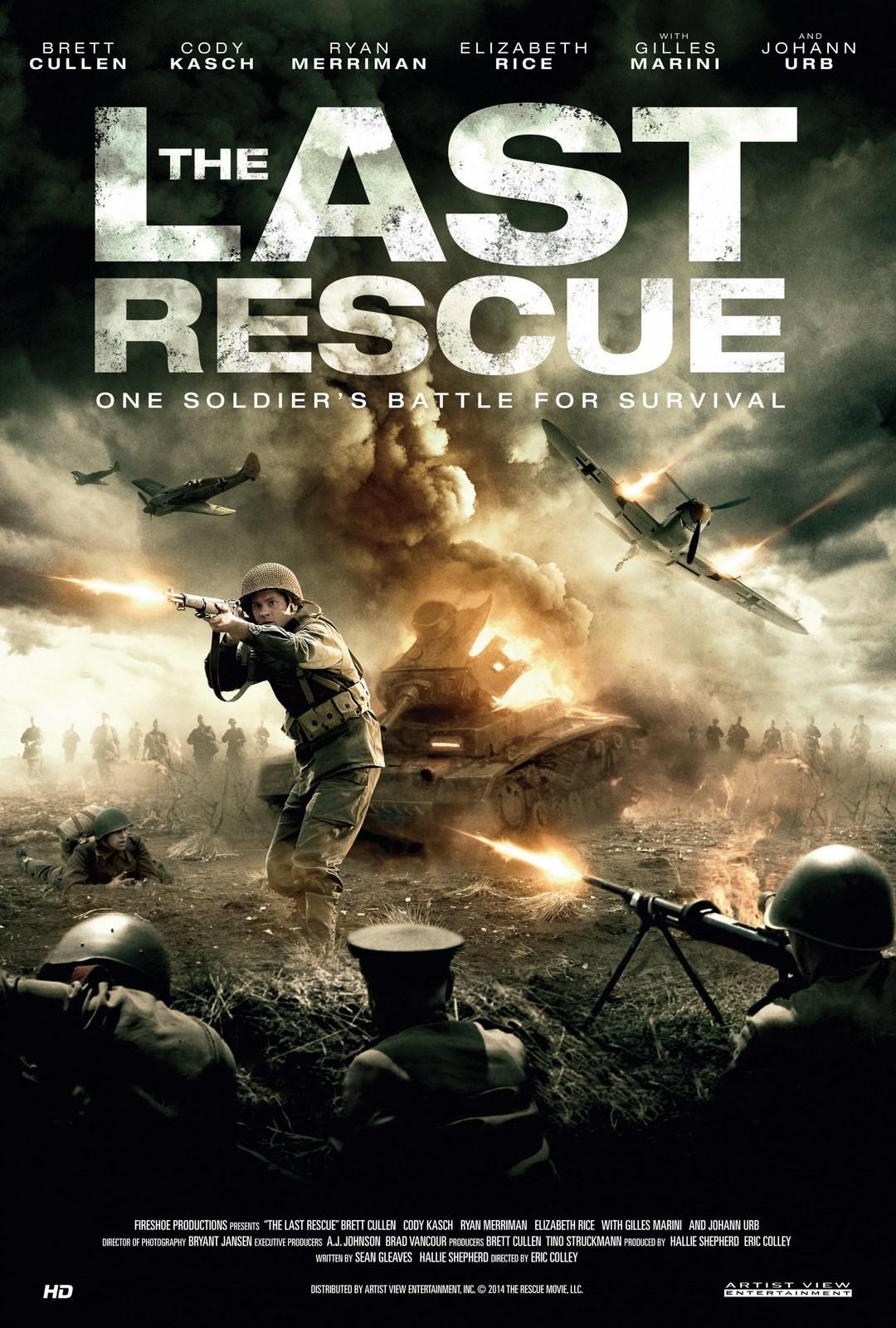 télécharger The Last Rescue