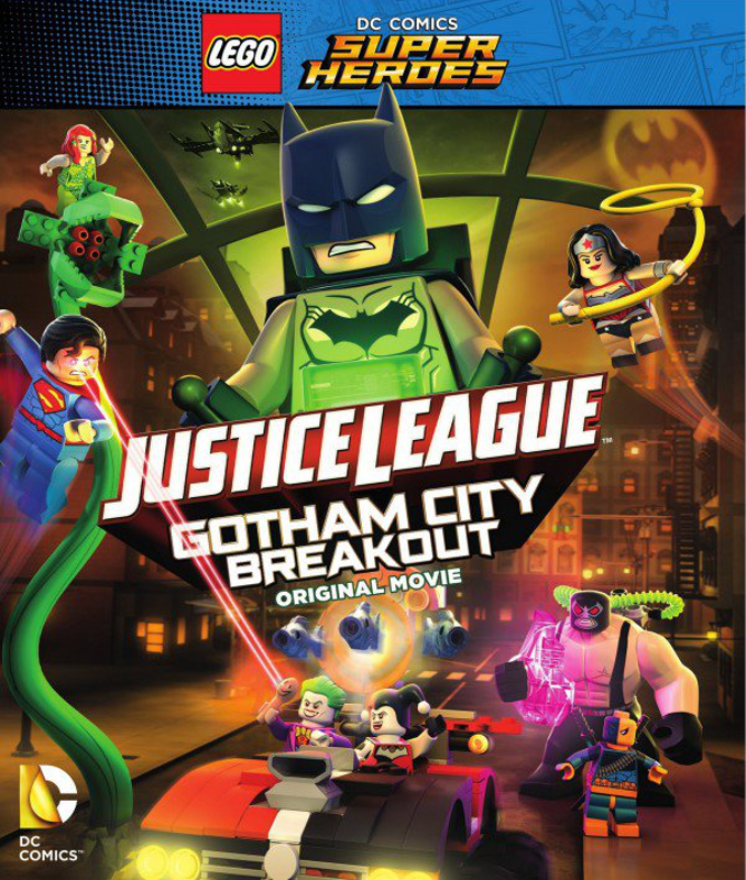 télécharger Lego DC Comics Super Heroes: Justice League - Gotham City Breakout