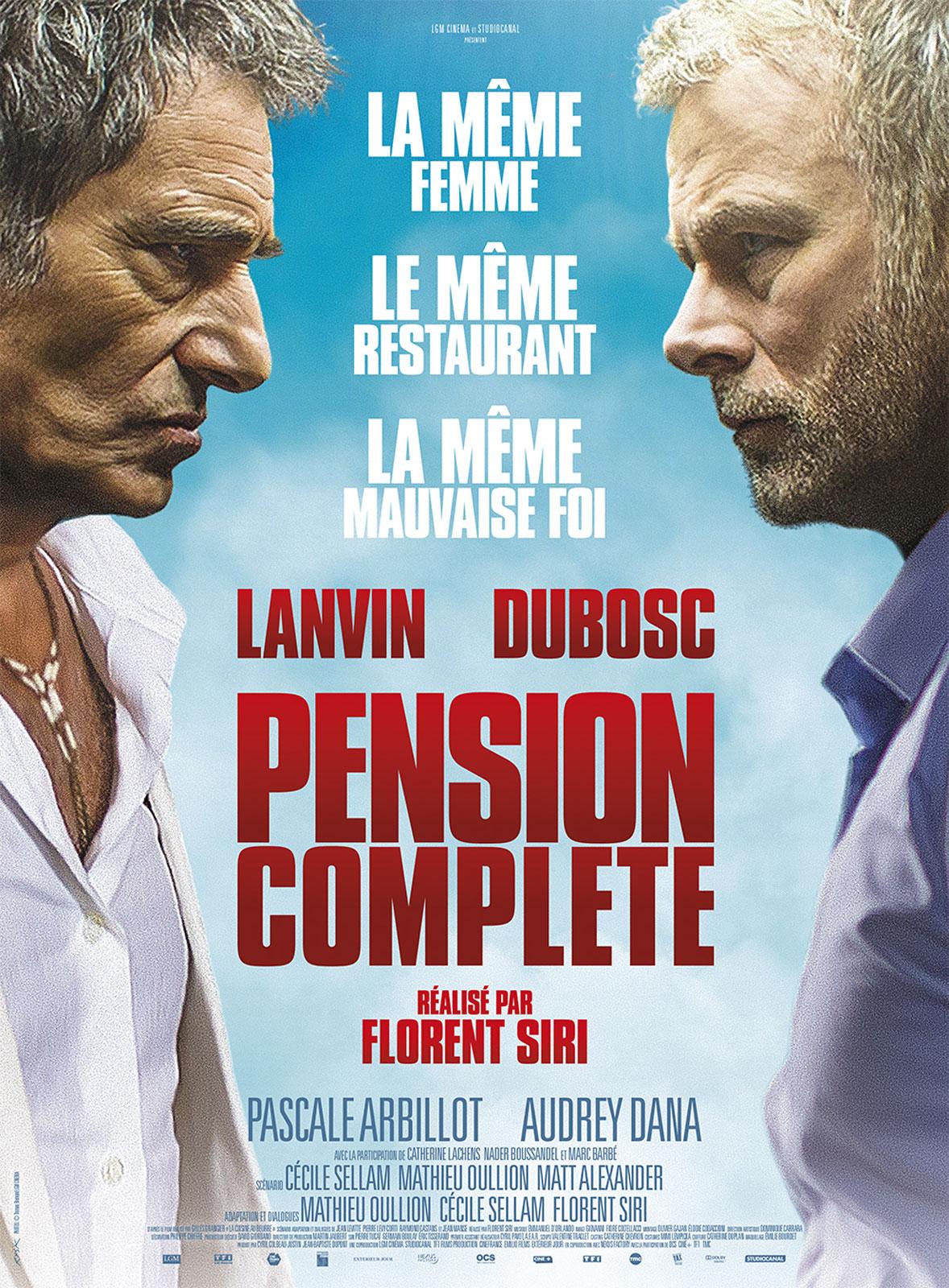 télécharger Pension complète