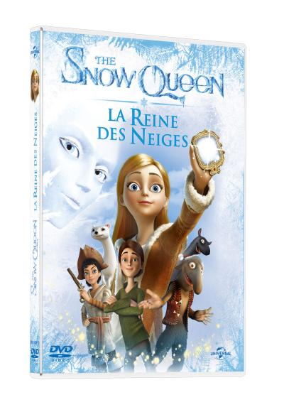 Telecharger the snow queen la reine des neiges french - Streaming la reine des neige ...
