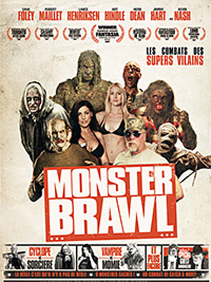 télécharger Monster Brawl