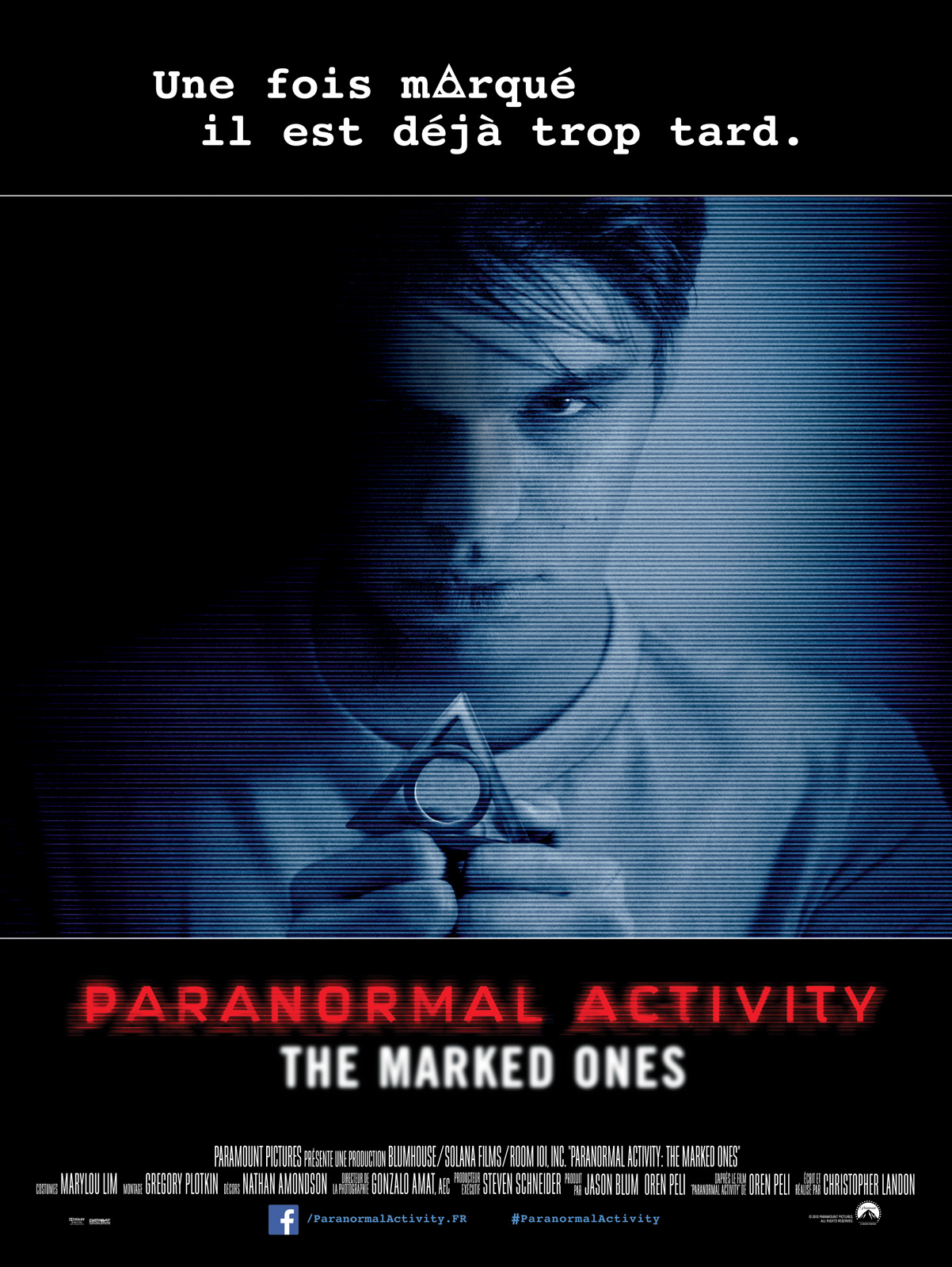 télécharger Paranormal Activity: The Marked Ones