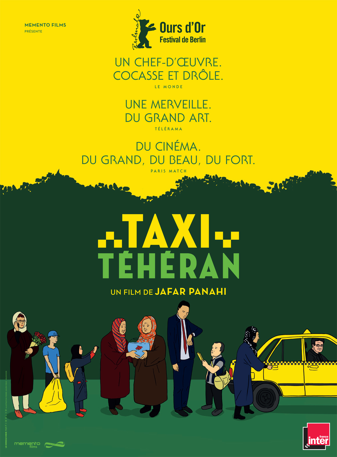 télécharger Taxi Téhéran